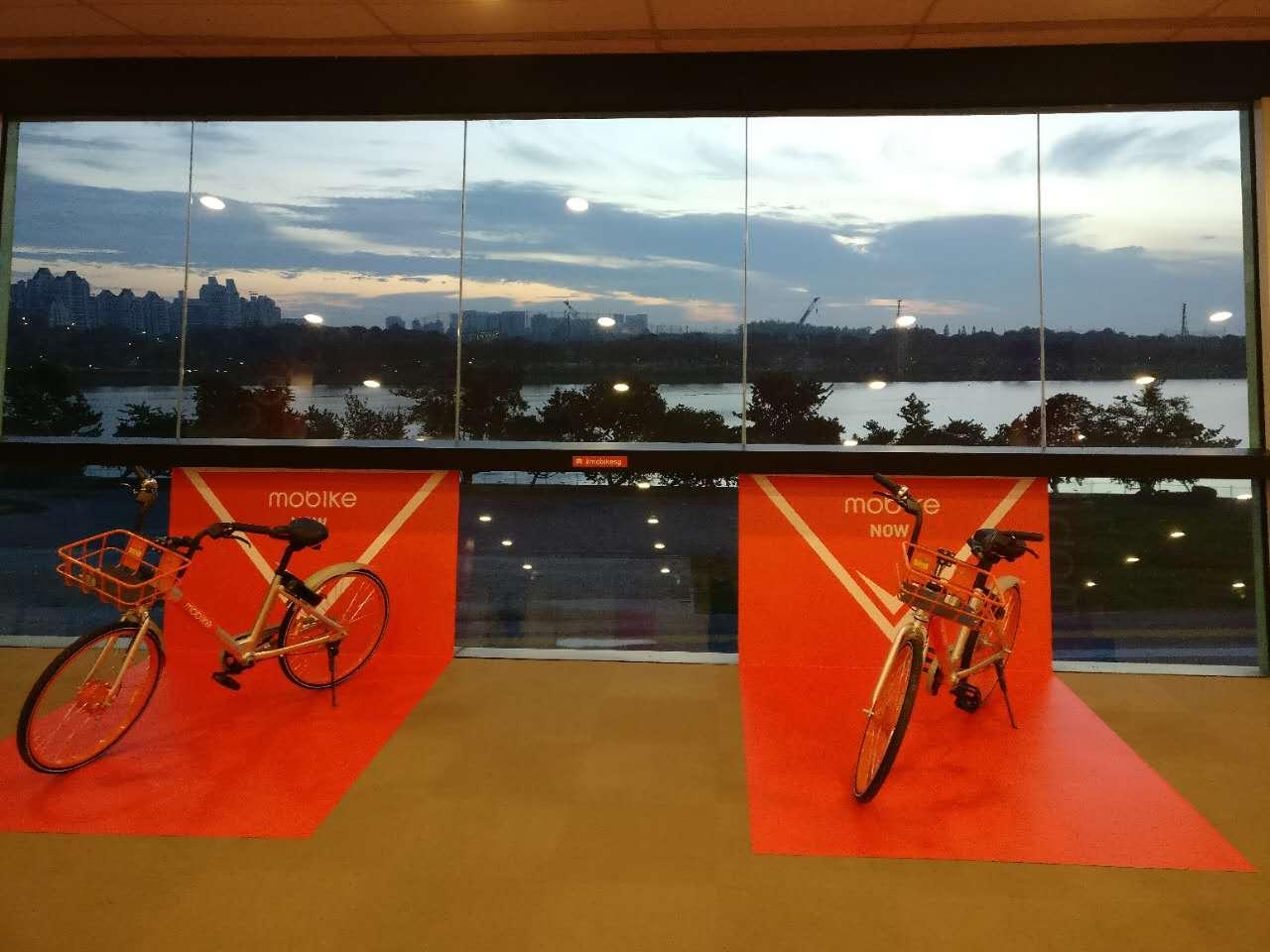 摩拜单车出海新加坡 共享单车迈出国际化扩张